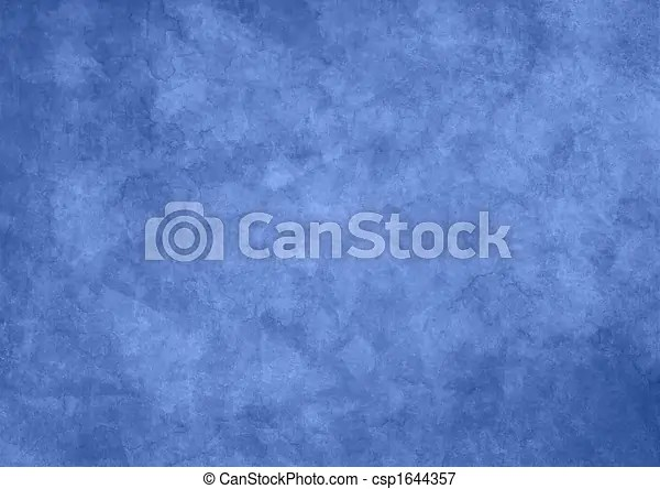 Blue background Blue artistic abstract background, mixed media