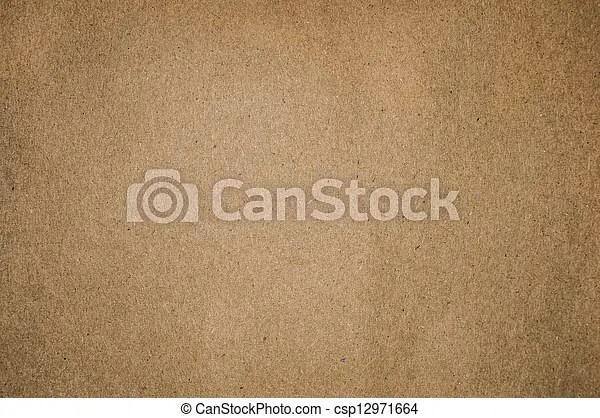 Brown textured blank paper background Brown textured blank paper
