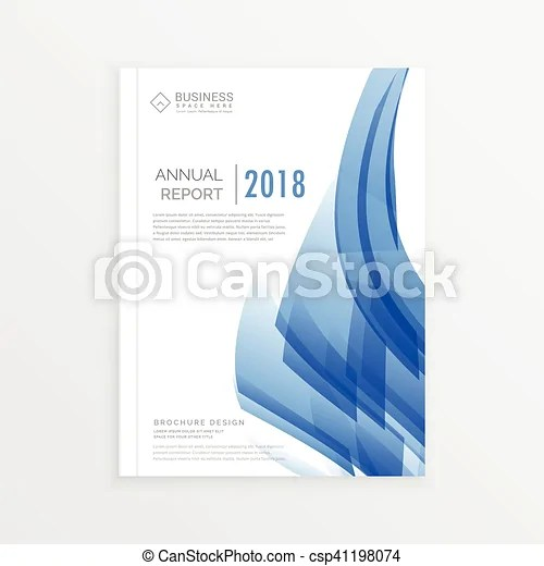 report cover pages