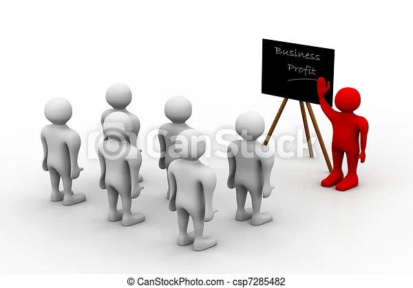 Business Training Clipart
