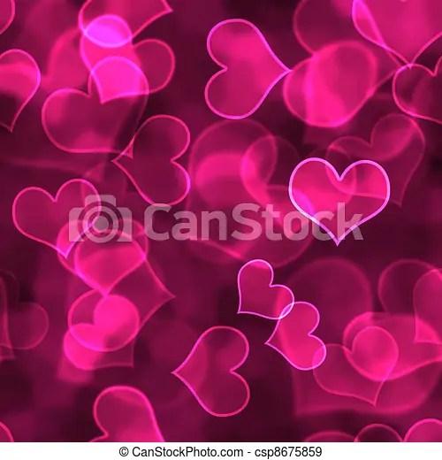 Wallpaper Black And White Damask Stock Illustration Of Hot Pink Heart Background Wallpaper