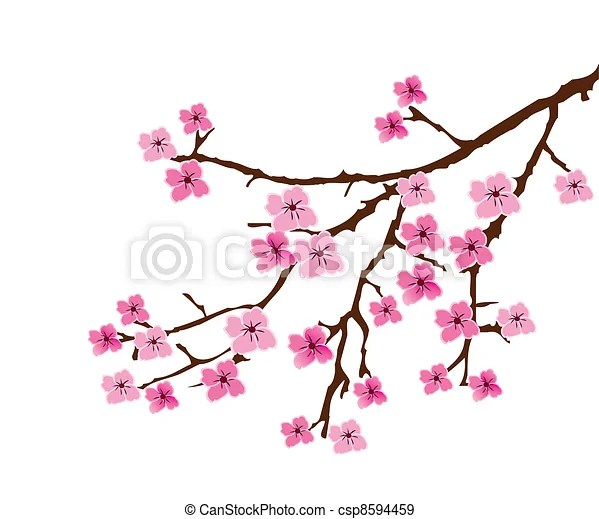 Cherry blossom Clipart and Stock Illustrations 12,681 Cherry - cherry blossom animated