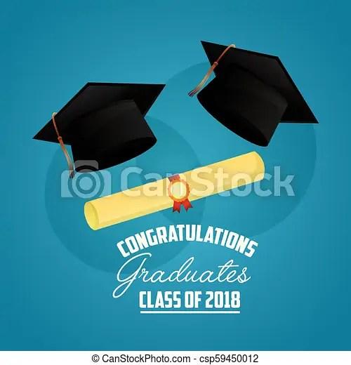 Congratulations graduation card Congratulations graduates class of