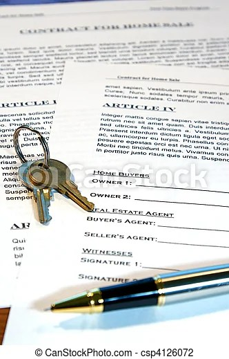 Contract of home sale Contract for the sale of a new home (lorem - free home sale contract