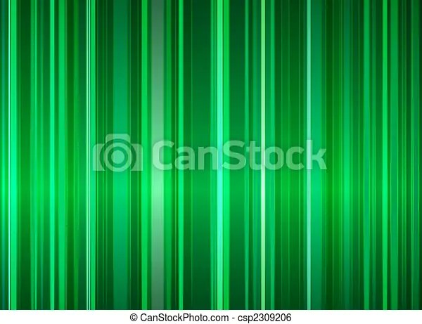 Cool green stripes Stylish background from green stripes