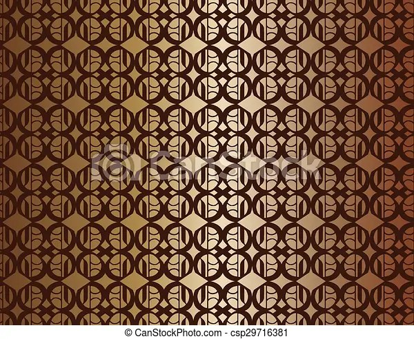 Copper linked background A copper brown linked styled background