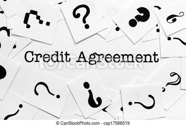 Credit agreement stock photography - Search Pictures and Photo Clip - credit agreement