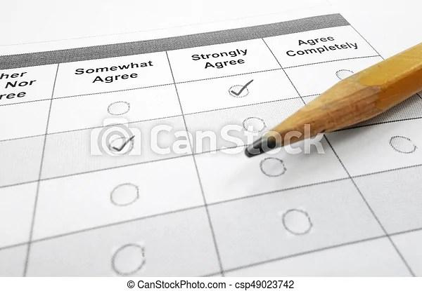 Customer survey form Survey questionnaire or customer satisfaction