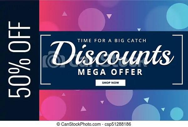 Discount voucher design with offer details vector - Search Clip Art - discount voucher design