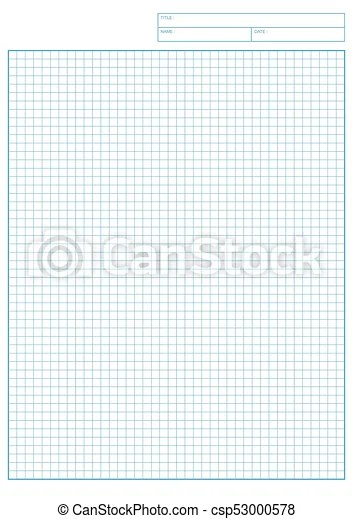 Engineering graph paper printable graph paper vector vectors - graphing paper printable