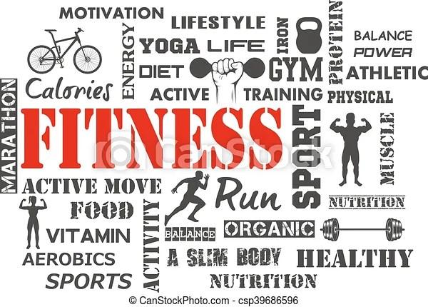 fitness words - Onwebioinnovate