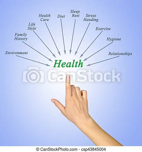 Health components - health components