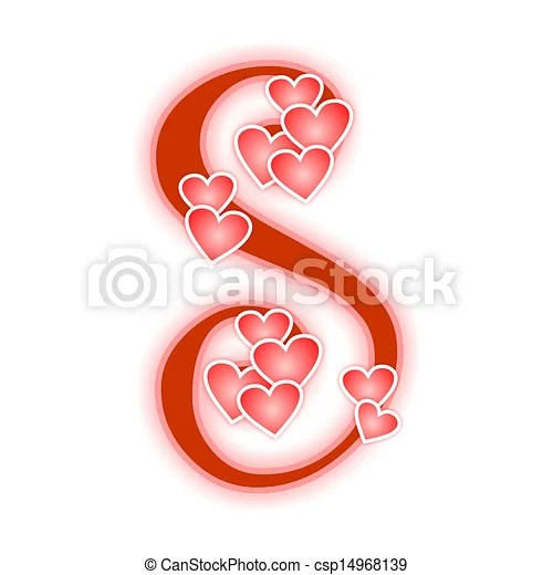 Animated Snake Wallpaper Love Letter Alphabet S Love Alphabet Decorated With