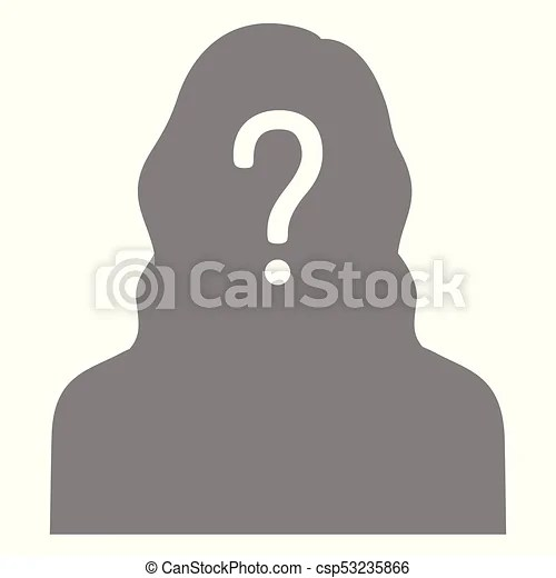 Vector illustration of a missing person, graphic wanted poster, lost - lost person poster