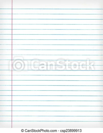 Notebook lined paper background or texture clipart - Search - line paper background