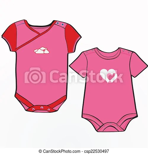 Onesie template for girls