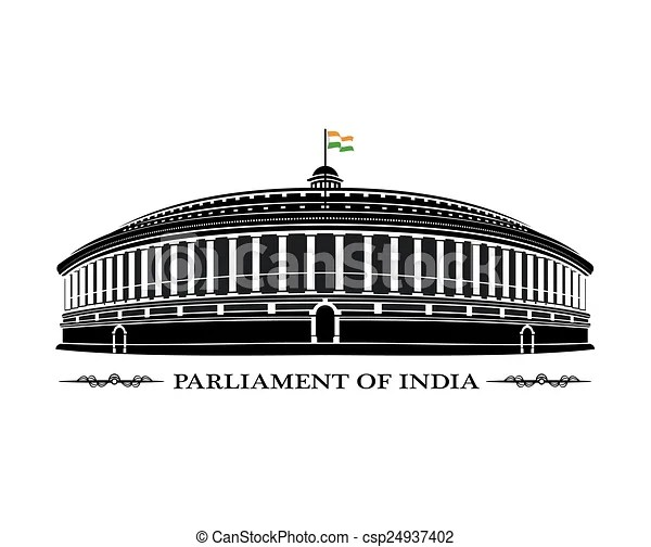 3d Wallpaper In Bangalore Parliament Of India An Illustration Of Indian Parliament