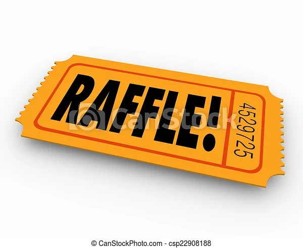 Raffle ticket word enter contest winner prize drawing stock - raffle ticket