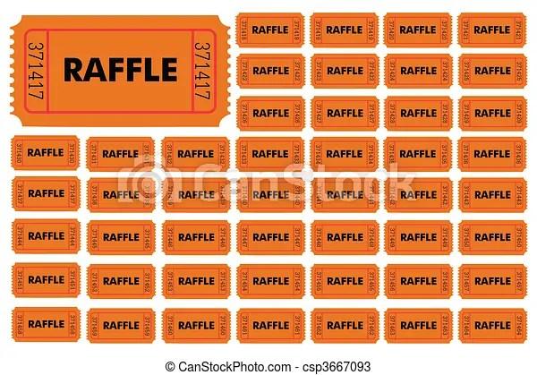 numbered ticket - Bire1andwap - numbering tickets in word