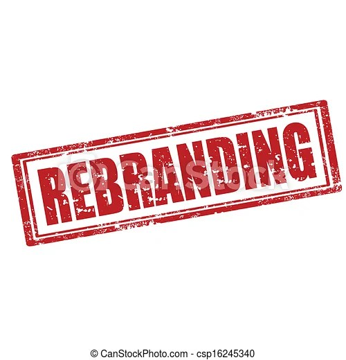 Rebranding-stamp Grunge rubber stamp with word rebranding,vector - rebranding