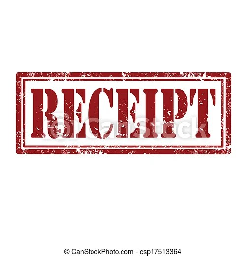 word receipts - Josemulinohouse