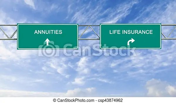 Road sign to retirement security