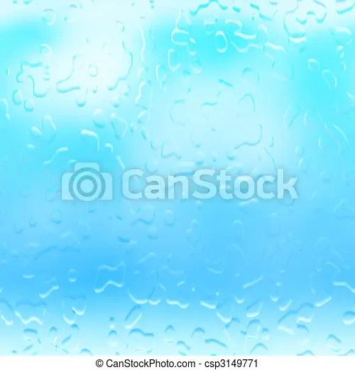 Water droplets raindrops background Water droplets clipart - water droplets background