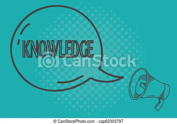 Writing note showing knowledge business photo showcasing facts