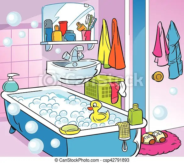 badezimmer clipart | designde.paasprovider.com