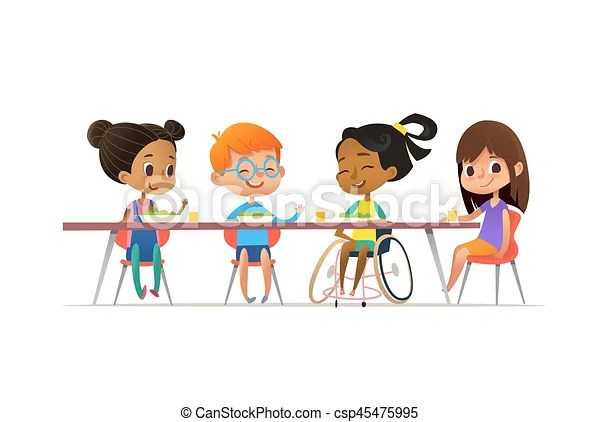 Cartel Inclusion Hablar Cantimplora Tabla Nina Ella