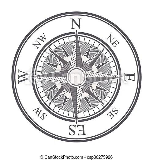 Compass design  Compass digital design, vector illustration eps 10