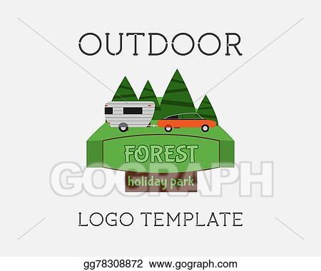 Vector Stock - Adventure tourism travel logo vintage labels design