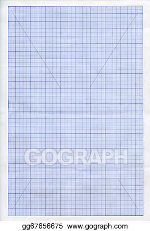 Drawing - Graph paper Clipart Drawing gg67656675 - GoGraph
