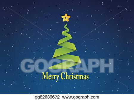 Clipart - Merry christmas background,vector Stock Illustration