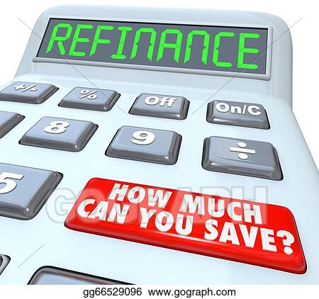 Drawings - Refinance calculator how much can you save mortgage