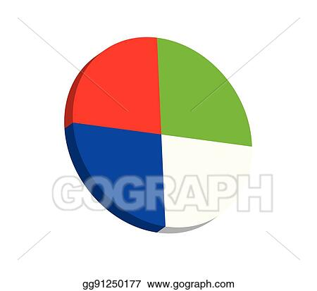 Vector Stock - Rgb color chart Clipart Illustration gg91250177