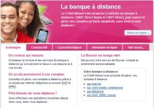 CMUT Direct banque en ligne