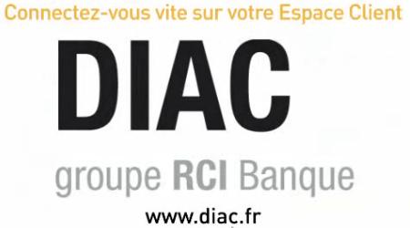 espace client diac financement renault RCI Banque