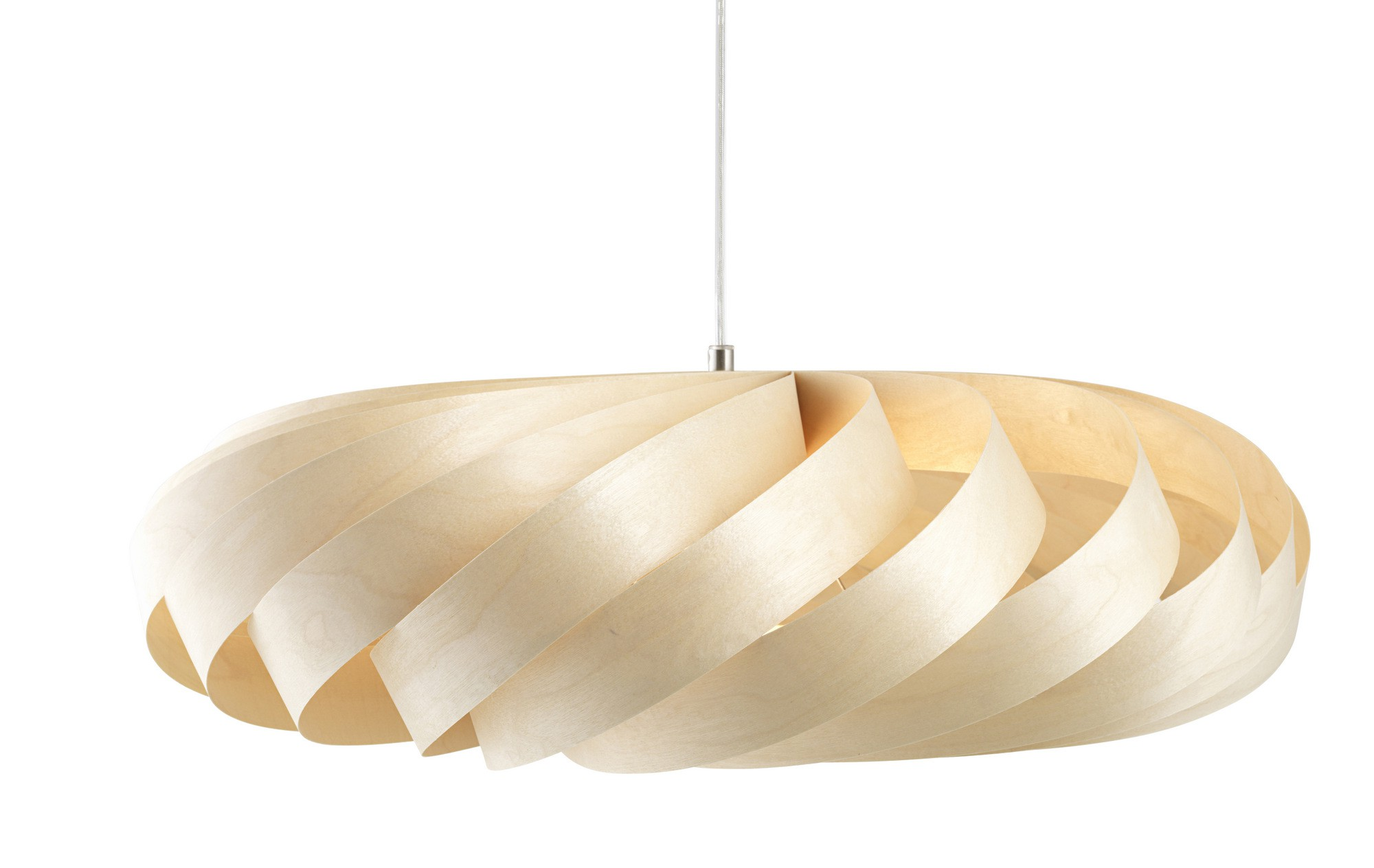 Suspension Luminaire Diamètre 60 Cm Suspension Tr5 Bouleau 60cm Tom Rossau Comptoir Des Lustres