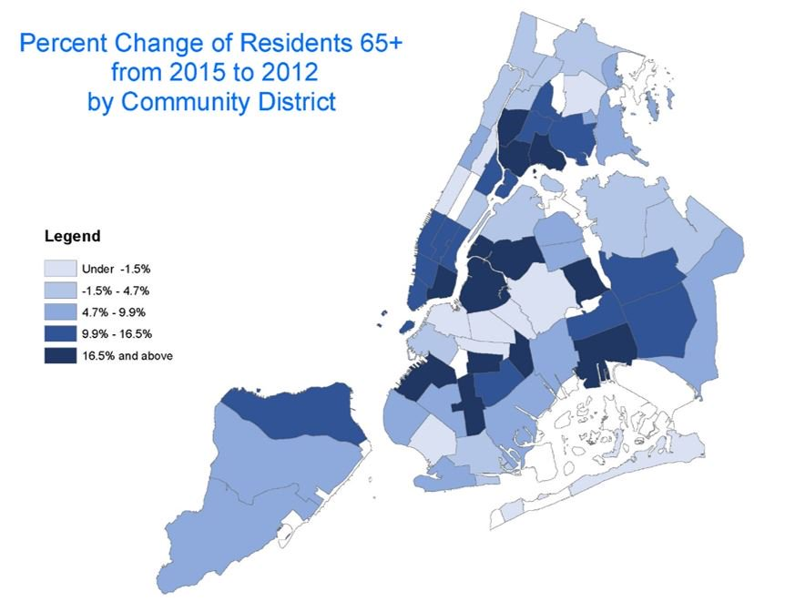 Aging with Dignity A Blueprint for Serving NYC\u0027s Growing Senior