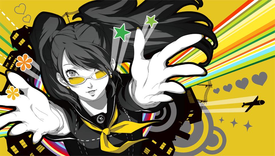 Persona 4 The Animation Wallpaper Persona 4 Golden Pre Order Ps Vita Wallpapers Nerd Life