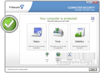 Free F-Secure Internet Security 2013 For One Year [At Least] [Update]