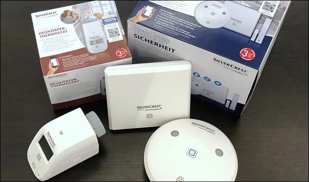 Silvercrest Lidl Homematic Homematic Ip Starterset Im Test: Einfacher Einstieg In Das