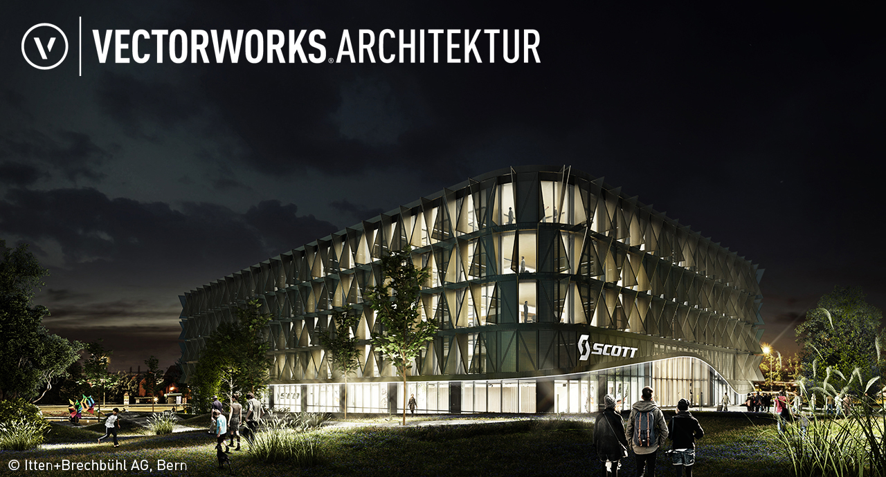 Architektur Rendering Lernen Vectorworks Architektur Cad Bim Software