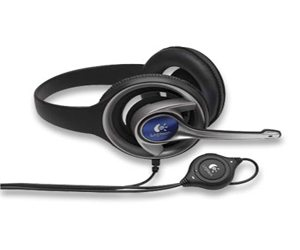 webpic Logitech® Precision PC Gaming Headset