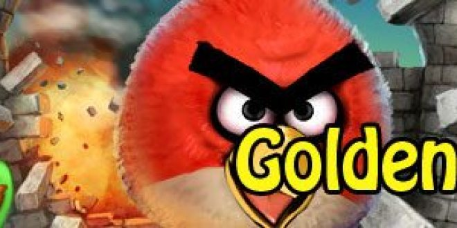 Angry Birds Golden Egg Walkthrough: Part 2