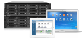 QNAP QTS 4.0 for Business-class Turbo NAS Models