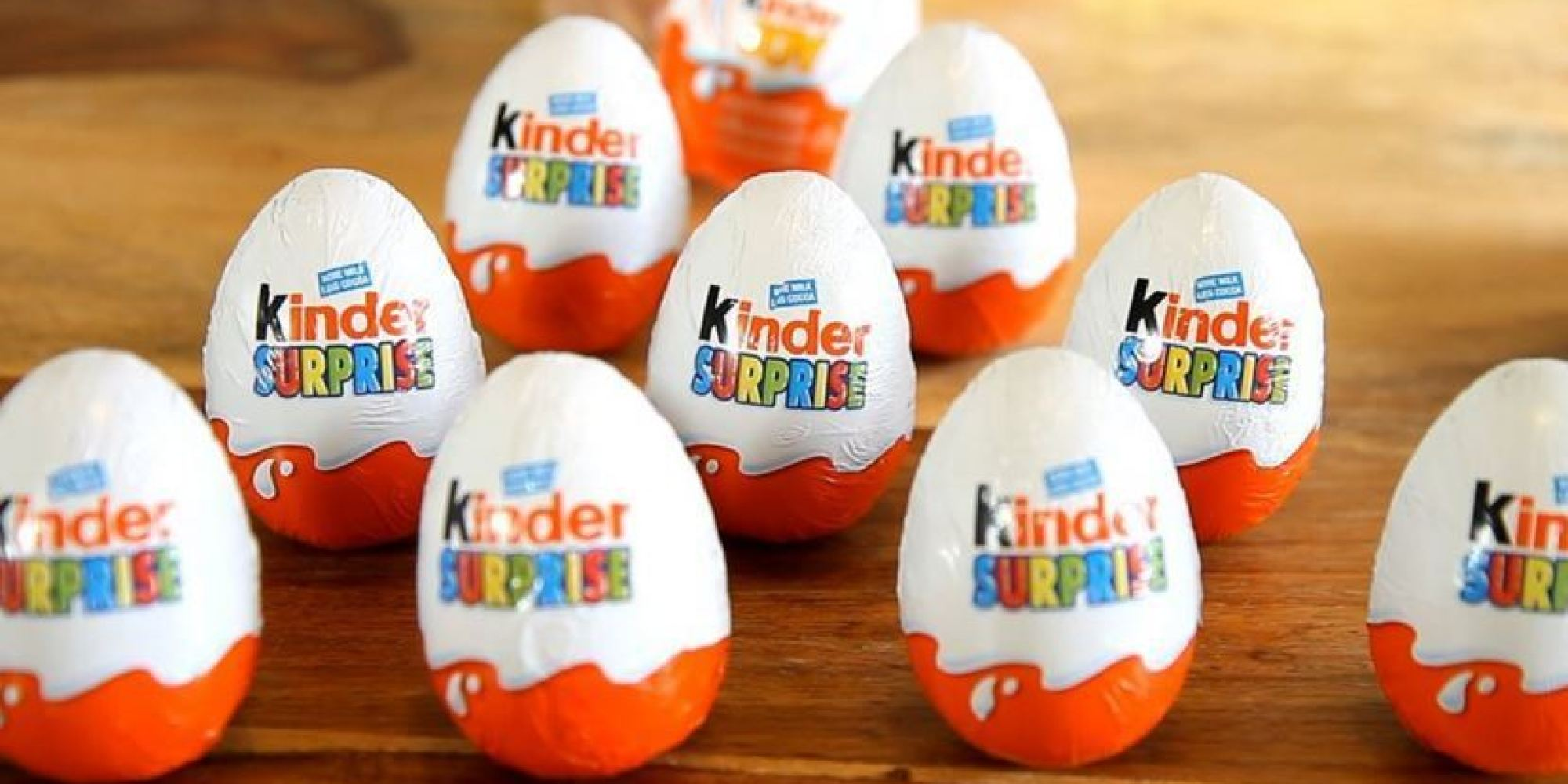 Kinder Egg Illegal At Long Last Kinder Eggs Are Officially Coming To The