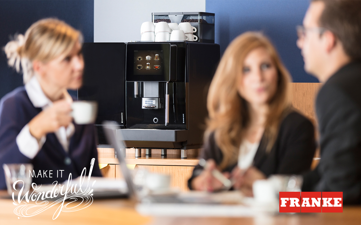 Franke Coffee Systems Franke Coffee Systems Strengthens Its Presence In The Italian