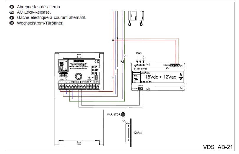 ultima diagrama de cableado de la instalacion